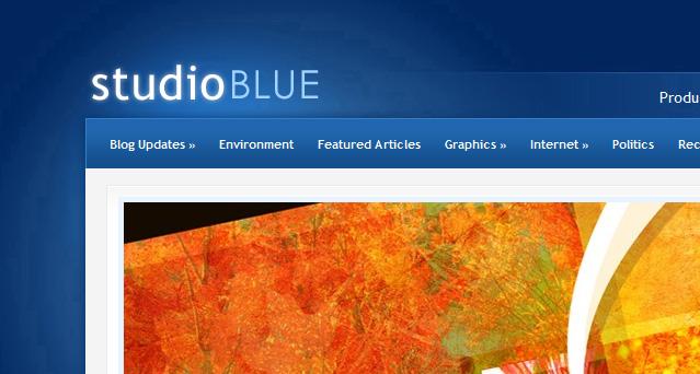 Elegant Themes StudioBlue 5