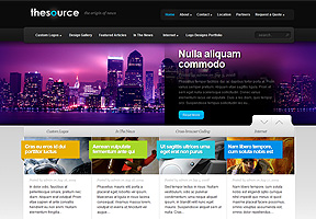 TheSource theme