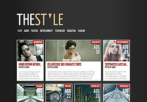 TheStyle theme