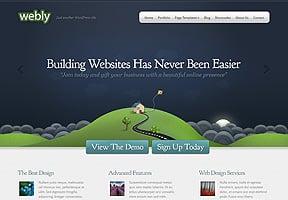 Webly tema