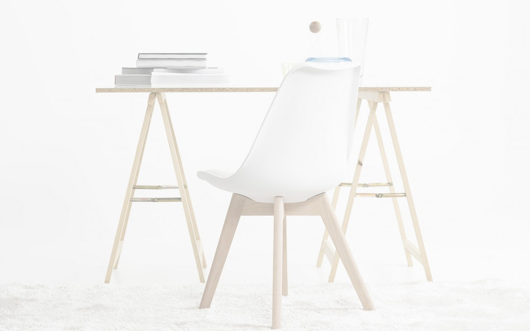 Desk Chair for the Minimalist