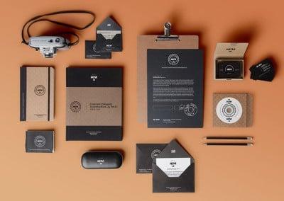 Novi Stationary Kit