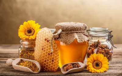 The Art Of Honey